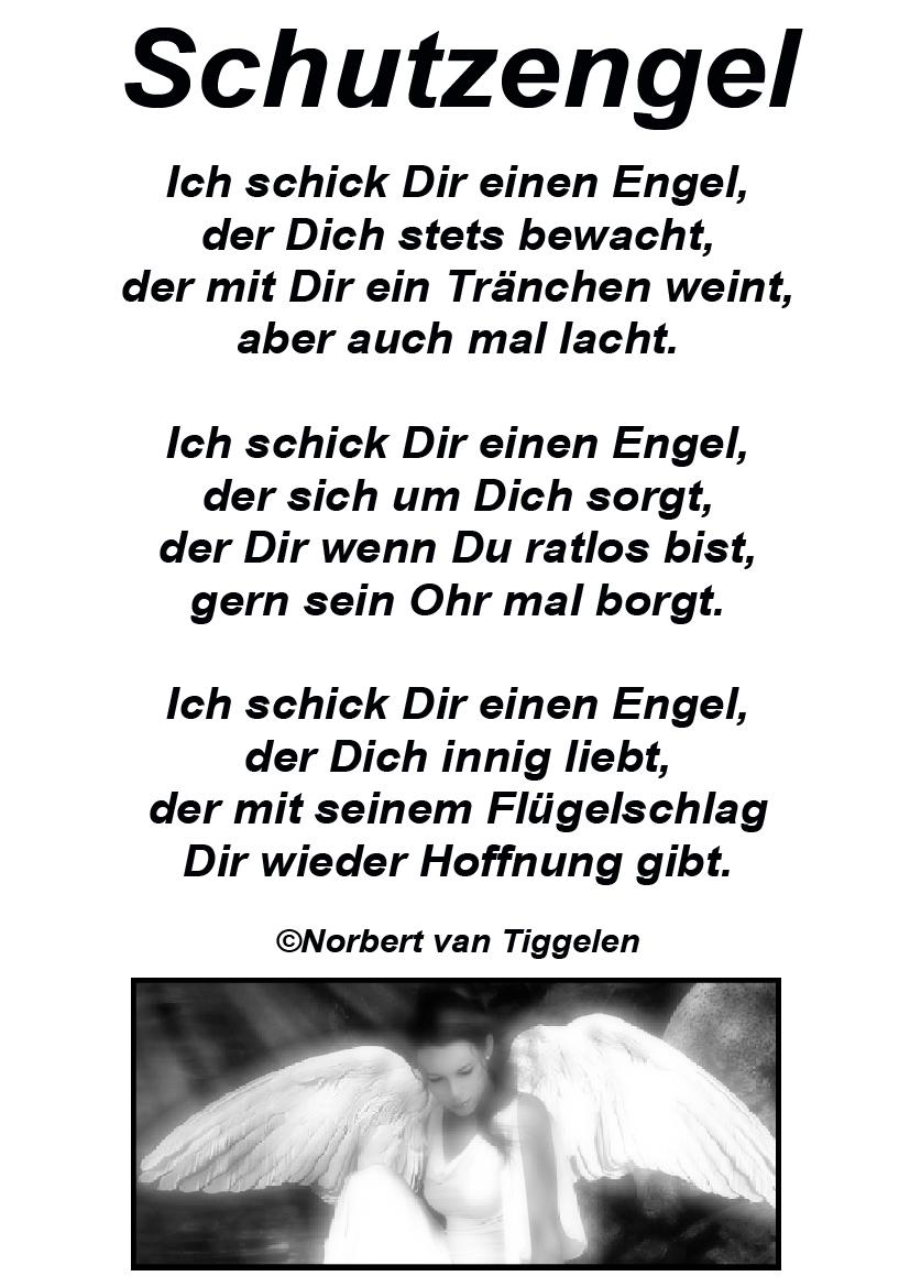 Bezaubernd Schutzengel Sprüche Galerie Von Bilder Baby Geburtstag