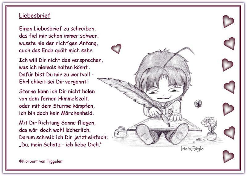 Brief Für Liebe : Liebe jackys kreative welt kwick bilder pics gb